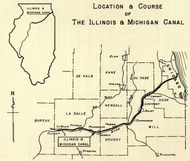 Illinois-michigan-canal